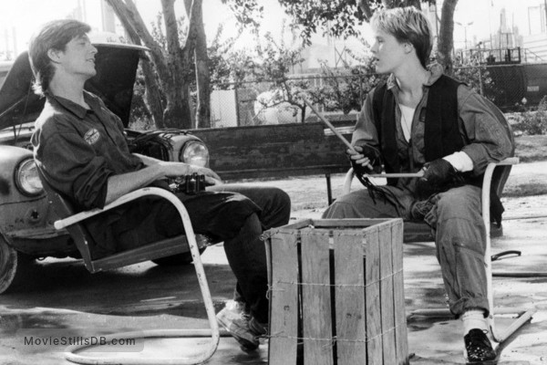 Some Kind of Wonderful - Publicity still of Eric Stoltz & Mary Stuart Masterson