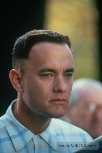 Forrest Gump - Publicity still of Tom Hanks