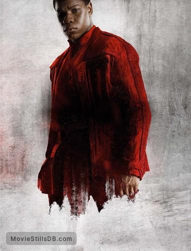 Star Wars: The Last Jedi - Promotional art with John Boyega