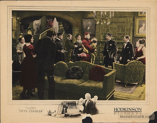 Fifty Candles - Lobby card