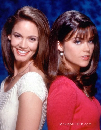 Sunset Beach - Promo shot of Susan Ward & Christina Chambers