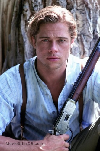 Legends Of The Fall - Publicity still of Brad Pitt