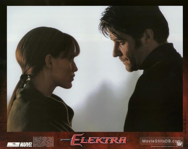 Elektra - Lobby card