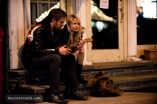 Blue Valentine - Publicity still of Michelle Williams & Ryan Gosling