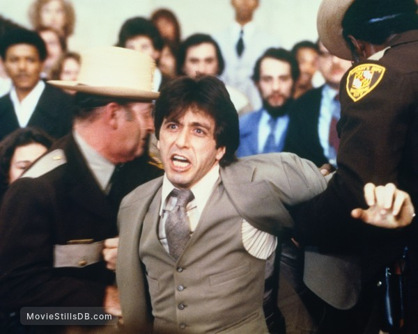 ...And Justice for All - Publicity still of Al Pacino