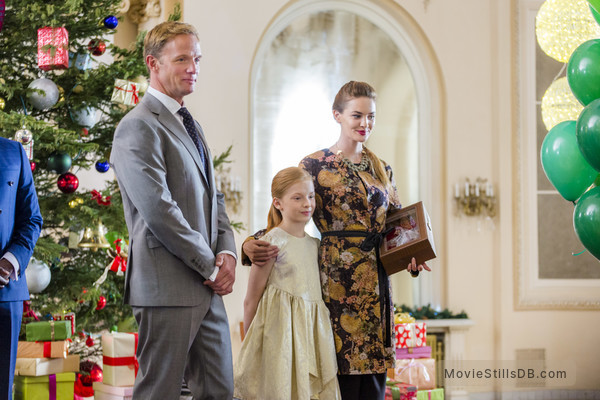 Crown For Christmas Publicity Still Of Rupert Penry Jones