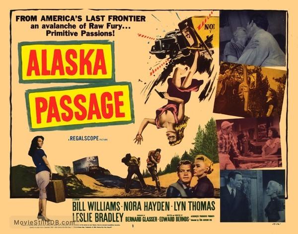 Alaska Passage - Lobby card