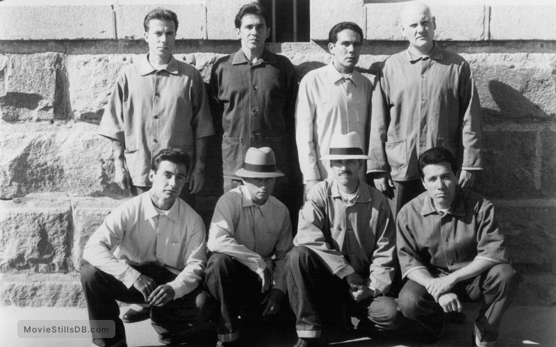 American Me Publicity Still Of Edward James Olmos