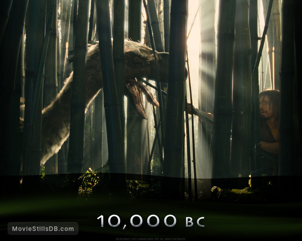 10,000 BC - Wallpaper with Steven Strait