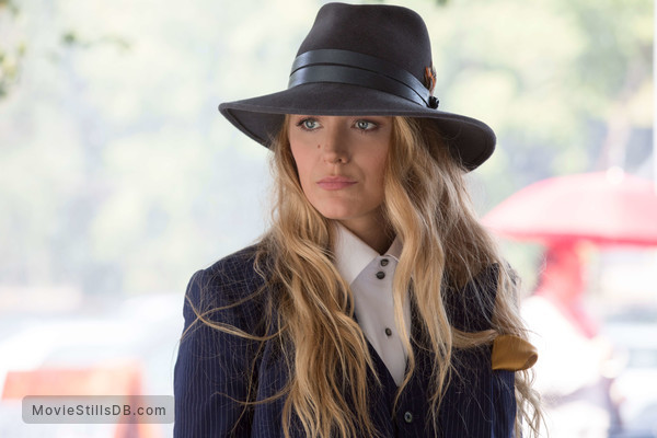 A Simple Favor - Publicity still of Blake Lively