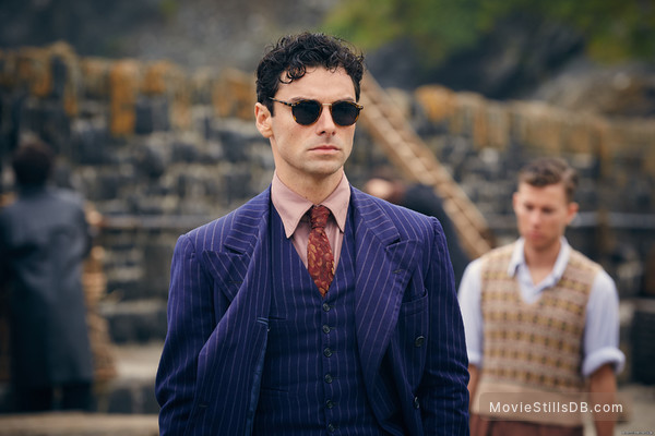 And Then There Were None - Publicity still of Aidan Turner