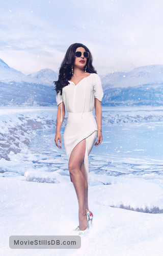 Baywatch - Promotional art with Priyanka Chopra