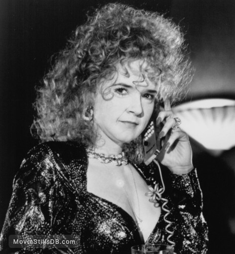 Back to the Future Part II - Promo shot of Lea Thompson