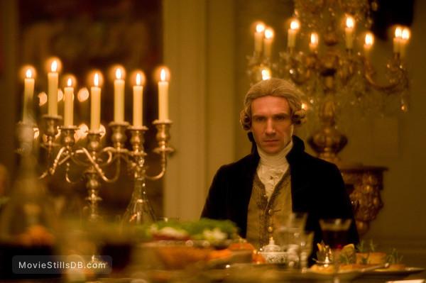 The Duchess - Publicity still of Ralph Fiennes