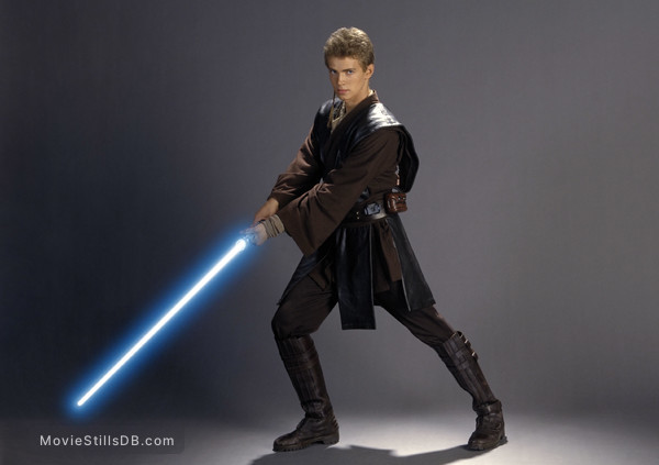 Star Wars: Episode II - Attack of the Clones - Promo shot of Hayden Christensen