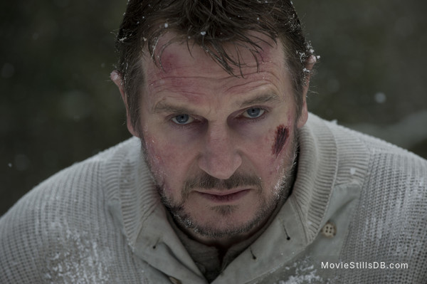 The Grey - Publicity still of Liam Neeson