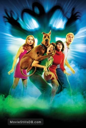 Scooby-Doo - Promo shot of Matthew Lillard, Sarah Michelle Gellar, Linda Cardellini & Freddie Prinze Jr.