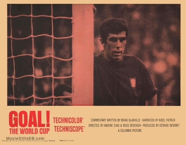 Goal! World Cup 1966 - Lobby card