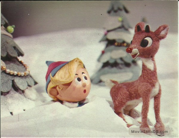 Rudolph, the Red-Nosed Reindeer - Publicity still