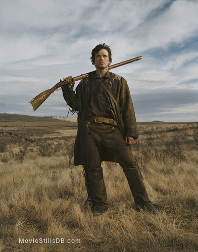 Into the West - Promo shot of Matthew Settle