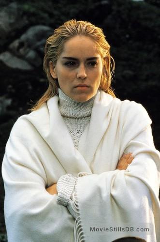Basic Instinct - Publicity still of Sharon Stone