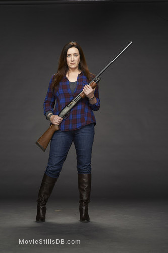 orphan black season 2 promo shot of maria doyle kennedy