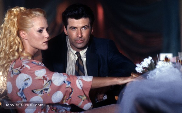 Heaven's Prisoners - Publicity still of Alec Baldwin & Mary Stuart Masterson