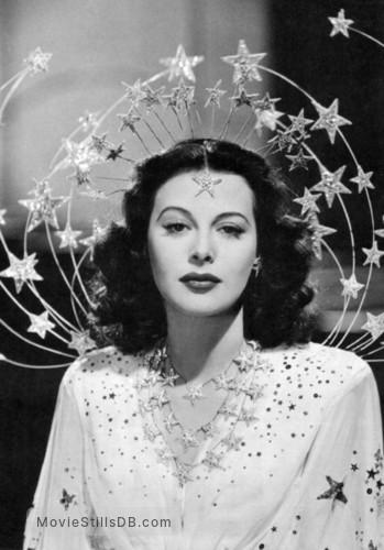 Ziegfeld Girl - Promo shot of Hedy Lamarr