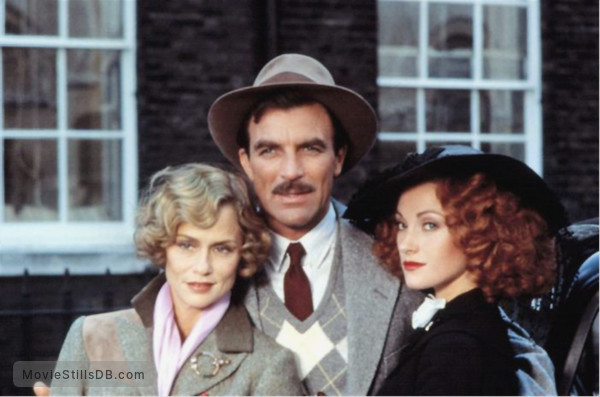Lassiter - Promo shot of Lauren Hutton, Tom Selleck & Jane Seymour