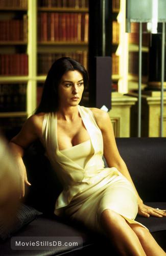 The Matrix Reloaded - Publicity still of Monica Bellucci