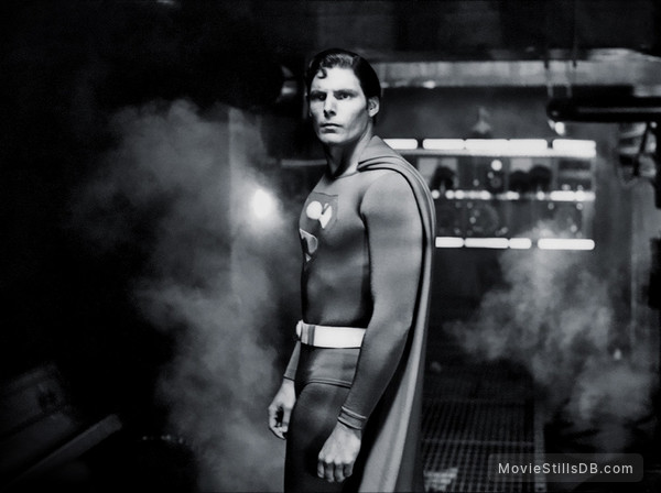 Superman - Publicity still of Christopher Reeve