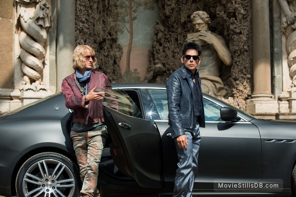 Zoolander 2 - Publicity still of Ben Stiller & Owen Wilson