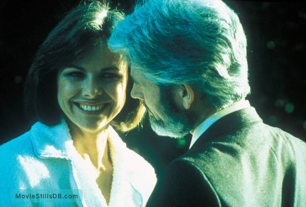 Return to Eden - Publicity still of Rebecca Gilling & James Smillie