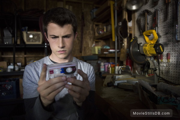 13 Reasons Why - Publicity still of Dylan Kenin