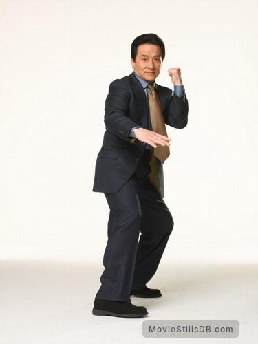 Rush Hour 3 - Promo shot of Jackie Chan & Chris Tucker