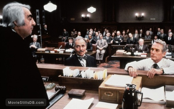 The Verdict - Publicity still of Paul Newman, James Mason & Milo Oshea