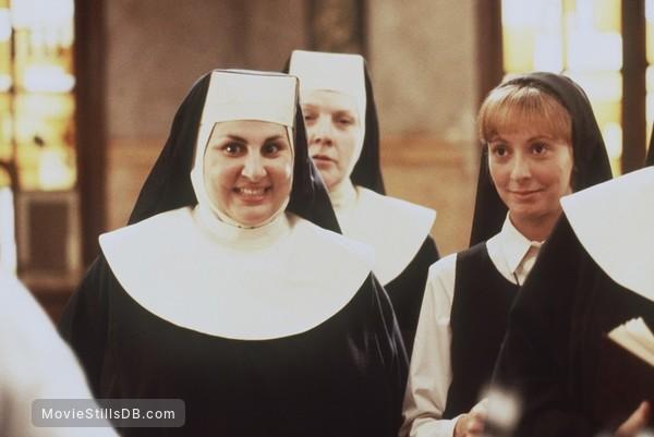 Sister Act - Publicity still of Kathy Najimy & Wendy Makkena