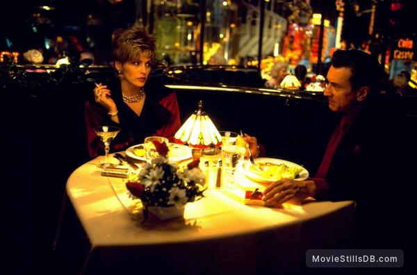 Casino - Publicity still of Robert De Niro & Sharon Stone