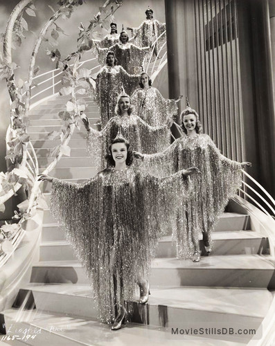 Ziegfeld Girl - Publicity still of Judy Garland