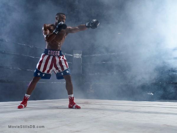 Creed II - Publicity still of Michael B. Jordan