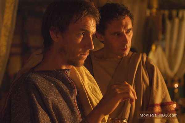 Rome - Publicity still of Tobias Menzies & Guy Henry