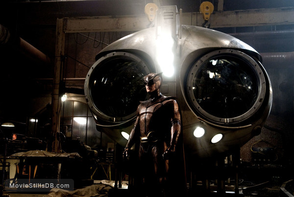 Watchmen - Publicity still of Patrick Wilson