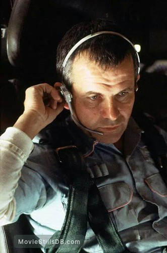 Alien - Publicity still of Ian Holm