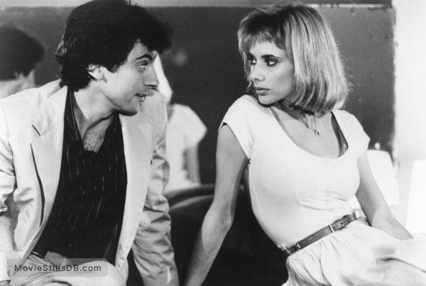 After Hours - Publicity still of Rosanna Arquette & Griffin Dunne