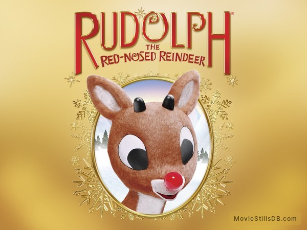 Rudolph, the Red-Nosed Reindeer - Wallpaper