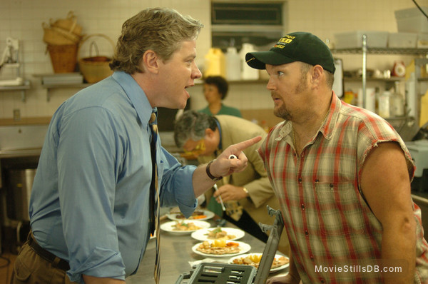 Larry the Cable Guy: Health Inspector - Publicity still of Larry the Cable Guy & Thomas F. Wilson