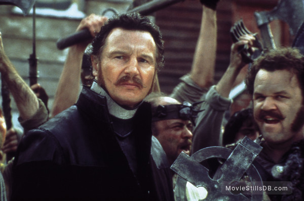 Gangs Of New York - Publicity still of Liam Neeson & John C Reilly