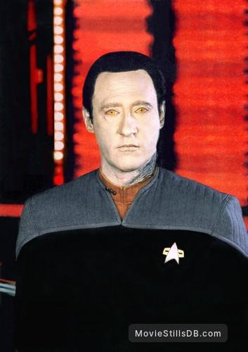 Star Trek: Insurrection - Promo shot of Brent Spiner