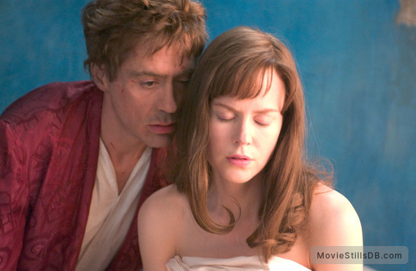 Fur: An Imaginary Portrait of Diane Arbus - Publicity still of Nicole Kidman & Robert Downey Jr.