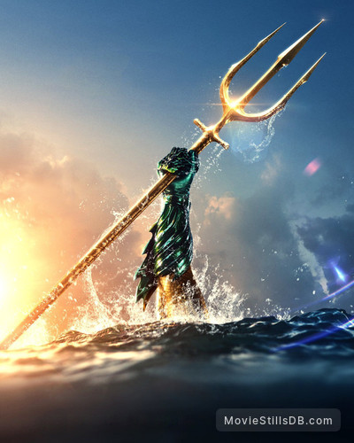 Aquaman - Promotional art